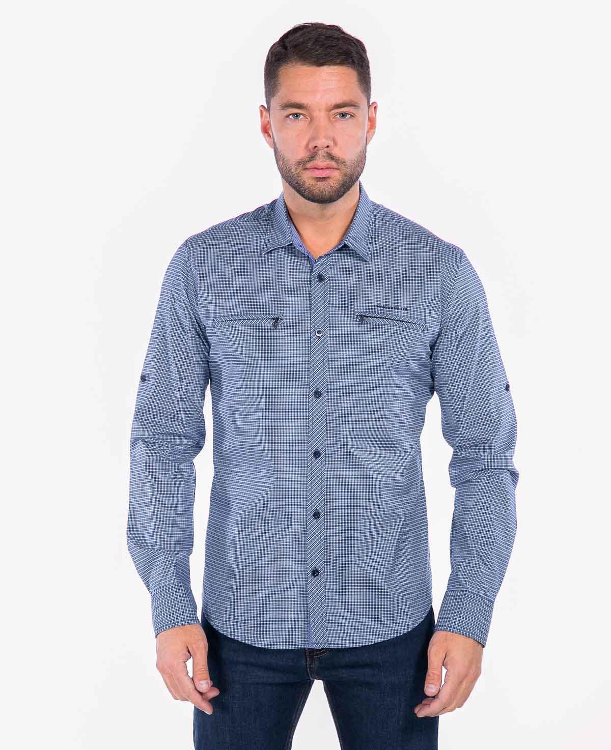Рубашка ERD A8216C